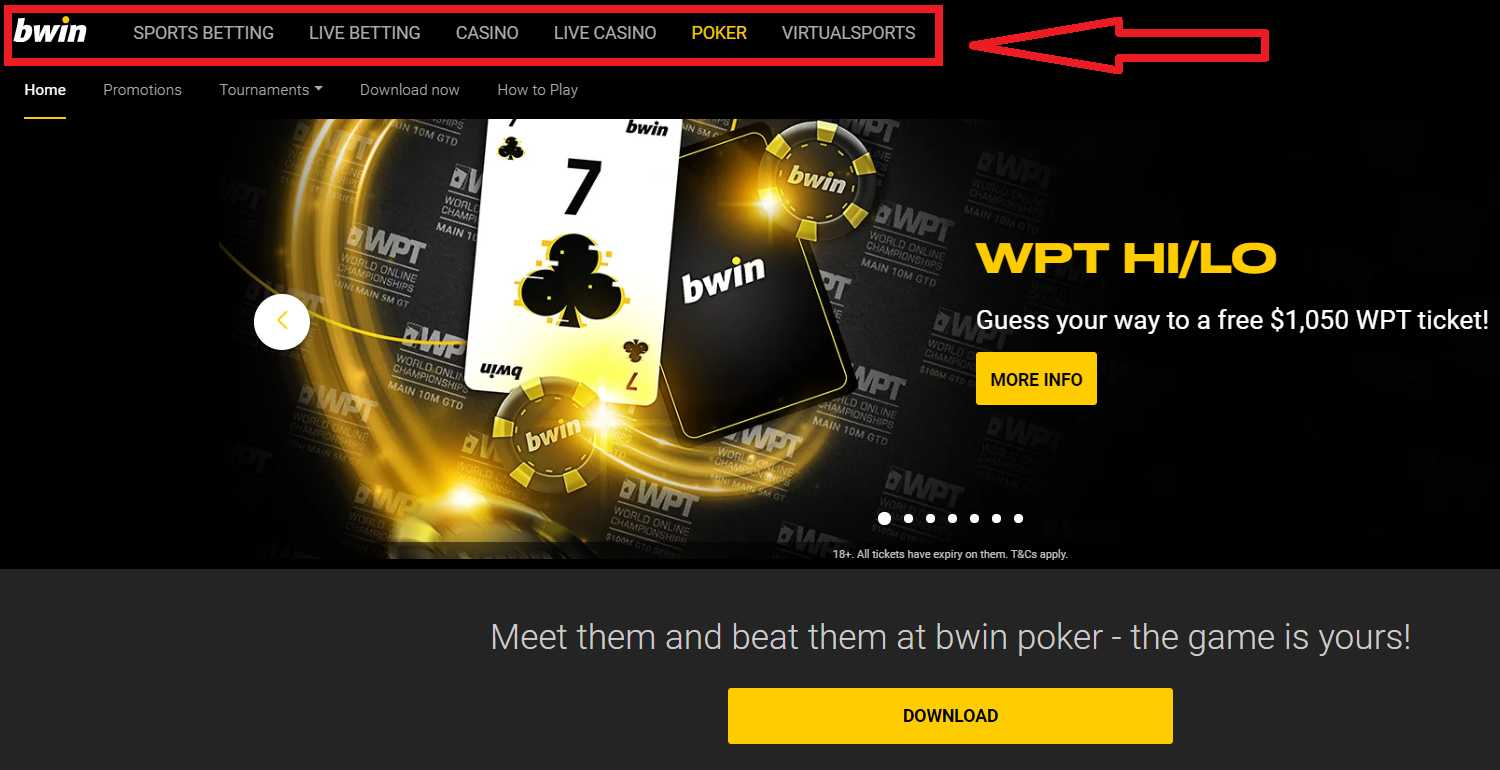 Features of installing the mega Bwin apk app for Android users