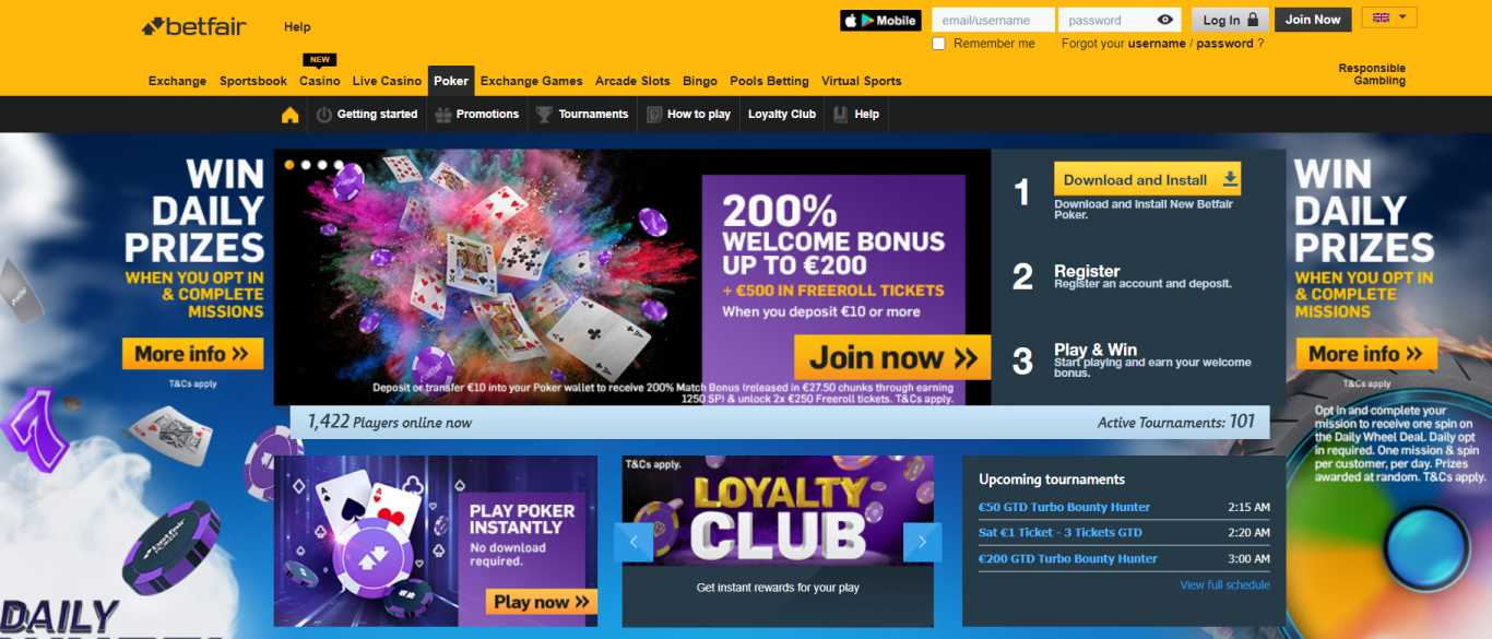 Updated Betfair poker no deposit bonus guide 2020